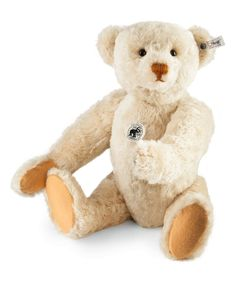 Look at this 1905 Teddy Bear Replica Collectible on #zulily today!