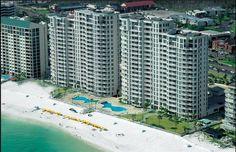 Silver Beach Towers In Destin Florida Hotels