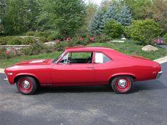 1968 CHEVROLET NOVA SS COPO 2 DOOR HARDTOP - Barrett-Jackson Auction Company - World's Greatest Collector Car Auctions