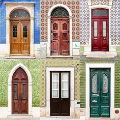 Doors of the World - Portugal  Photos by: @andrevicentegoncalves  Tag #windowsanddoorsoftheworld for a chance to be featured
