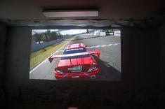 Проекционная краска Paint-on-Screen вместо экрана для проектора