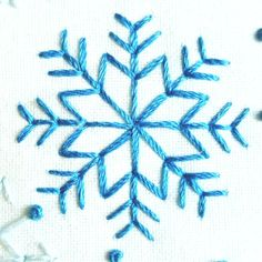 Simple Embroidery Designs For Handkerchiefs above Latest Simple Embroidery Designs; Embroidered Jacket before Embroidery Machine Oil regarding Simple Embroidery Designs For Blouse Neck Snowflake Embroidery, Hardanger Embroidery, Hand Embroidery Stitches, Hand Embroidery Designs, Embroidery Kits, Cross Stitch Embroidery, Machine Embroidery, Ribbon Embroidery, Christmas Embroidery Patterns