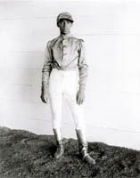 Jimmy Winkfield was the second back-to-back winning jockey of the Kentucky Derby. Winkfield raced in four consecutive Derbies, placing third, first, first and second respectively. Winkfield's back-to-back Derby wins came with His Eminence in 1901 and Alan-a-Dale in 1902. He remains the last African-American to win the Run for the Roses.  Winkfield left the US for Russia, rode for the Czar of Russia and continued his riding in England, France, Spain, Poland, Austria and Hungary.