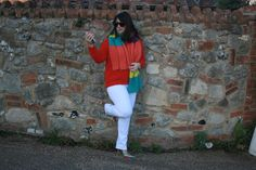 A blog about fashion and lifestyle aimed at ladies over 50. Fashion Challenge, Style Challenge, Over 50, 50 Fashion, White Jeans, Challenges, Lifestyle, Lady, Blog