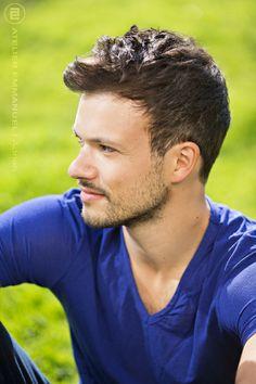 "Men's Hairstyles | ""2 Guys, 2 Cuts, 6 Styles""  Adrien Flammier with Atelier Emmanuel Salon + Day Spa"