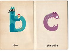 An Adorable Typeface That Imagines Quirky Animal Characters As Letters