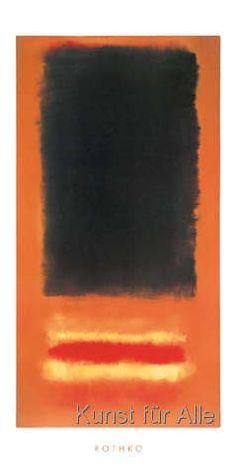 Mark Rothko - Untitled 1950