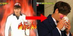 'RM' moments when Sparta Kim Jong Kook blushed like a little school boy   http://www.allkpop.com/article/2016/08/rm-moments-when-sparta-kim-jong-kook-blushed-like-a-little-school-boy #runningman #kimjongkook