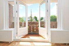 Balcony Doors, Door Price, Unique Doors, Types Of Doors, Backyard Patio, Door Design, French Doors, Ramen, Windows