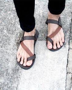 Cuatro Gladiator Sandals by sixthempire on Etsy