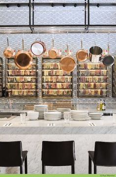 Plaza Hotel Foodhall. Design Bureau European Style, New York Taste » Design Bureau