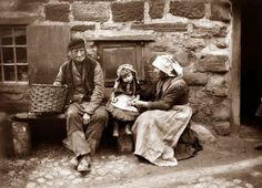 Frank Sutcliffe, Whitby photographer, late Victorian and 1st half 20th century - also lots of Whitby streets, rural people and scenes etc