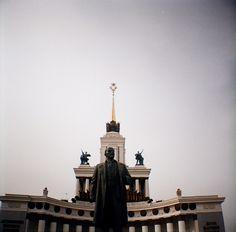 #Lomography Lenin