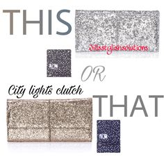 Look at this amazing new clutch from the  online exclusives!! #thirtyone #thirtyonegifts #clutch #purse #holidays #holidayfashion #fashion #style #jillsstylishsolutions #yeg #myyeg #edmonto #citylightsclutch #giftsforher #gifts #sparkle