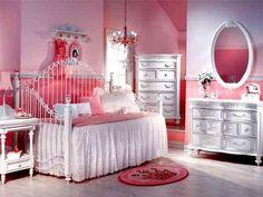 Little Girl Room Decor little girl bedroom ideas - whimsical bedroom for little girl