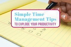8 Fantastic Time Management Techniques To Boost Productivity Time Management Techniques, Time Management Tips, Increase Productivity, Make Time, Save Yourself, Writing, Learning, Planners, Envy