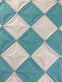 I've had a quilt on my machine for a while now. I finally finished last night. It took me about 25 hours to quilt up, although it feels l...