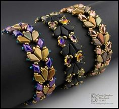 Betty Stephan bracelets