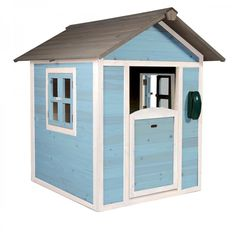 Playhouse Lodge bleue