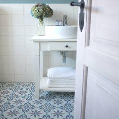 aisha cement tiles @hotelbotanica