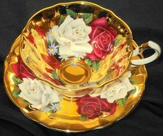 . I Cup, Tea Time, Tea Cups, Tableware, High Tea, Dinnerware, Dishes, Place Settings, Teacup