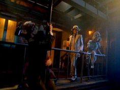 Michael Jackson in Smooth Criminal