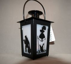 Hey, I found this really awesome Etsy listing at https://www.etsy.com/listing/292137083/haunted-mansion-inspired-led-lantern