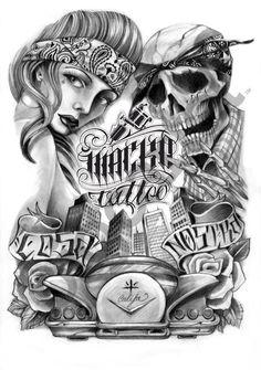 Photos from Antonio Macko Tattoo Shop (mackotattoo) on Myspace