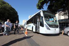 Marcopolo Viale BRT pode ser a solução para o transporte público de Campo Grande