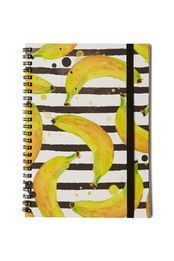 a5 spinout notebook, BANANAS