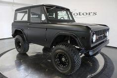 '68 Ford Bronco.  I'll take it
