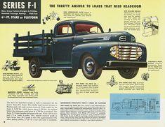 1948 Ford F-1 Stake Truck