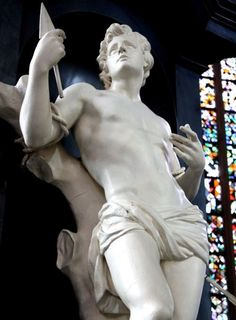 St. Sebastian was one of the victims of the persecutions of Diocletian.