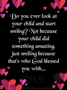 Thank you God for such dear blessings!