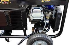 BuyBuyBlacksheep   DuroMax XP4400EH Hybrid Portable Dual Fuel Propane / Gas Camping RV Generator Portable Inverter Generator, Emergency Power, Outdoor Events, Rv Camping, Stationary, Gym Equipment, Bike, Generators, Bicycle