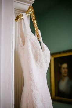 Augusta Jones Tiered Lace Gown // Lowndes Grove Charleston SC Wedding // Dana Cubbage Weddings // Charleston SC + Destination Wedding Photographer