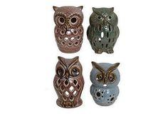 Owl Lanterns