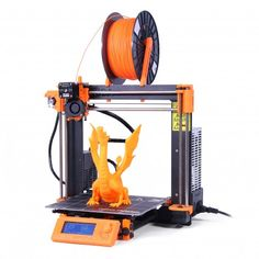 Prusa i3 plus 3D printer is one the most known with thousands of users around the planet.