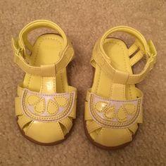 Gymboree shoes Worn once , size 4 infant Gymboree Shoes