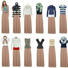 #Casual #moda #Chic #Combinaciones
