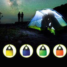 1pcs 2W 200LM Mini USB Camping Outdoor LED Light