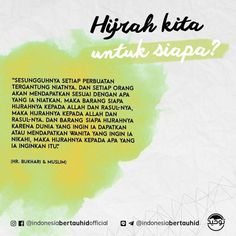 Follow @NasihatSahabatCom http://nasihatsahabat.com #nasihatsahabat #mutiarasunnah #motivasiIslami #petuahulama #hadist #hadits #nasihatulama #fatwaulama #akhlak #akhlaq #sunnah #aqidah #akidah #salafiyah #Muslimah #adabIslami #ManhajSalaf #Alhaq #dakwahsunnah #Islam #ahlussunnah #tauhid #dakwahtauhid #Alquran #kajiansunnah #salafy #DakwahSalaf #Kajiansalaf #amalantergantungniat #niat #pentingnyaniat #hijrahkitauntuksiapa #niyat