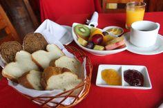upclose breakfast spread hotelbelvedere   - Costa Rica