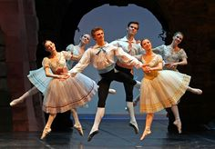 Royal Danish Ballet Brings Bournonville to New York - Review - The New York Times