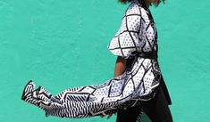 Nominated by Tracey Lynch, the shawl designed by Laduma Ngoxolo has won the honour of Most Beautiful Object in South Africa. Contemporary African Art, African Diaspora, Fashion Articles, African Print Fashion, African Design, African Fabric, Fashion Labels, Wearable Art, Most Beautiful