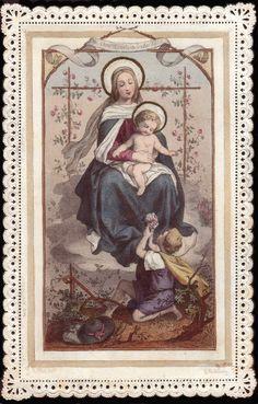 Mary and Jesus / Bouasse Lebel