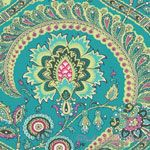 Amy Butler Lark Feather Paisley Jade - Home Decor [WF-SAAB010-Jade] - $16.95 : Pink Chalk Fabrics is your online source for modern quilting cottons and sewing patterns., Cloth, Pattern + Tool for Modern Sewists