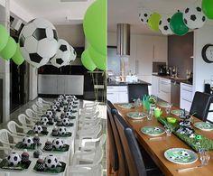 Dinnerware & Serving Dishes Scrapbooking & Paper Crafts Strict Tischdekoration Tischdeko Fußball Wm Em Fußballparty Fußbälle 6st
