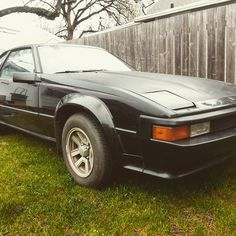 My 1984 Toyota Celica Supra I could stare at this car all day long. ... But I'd rather drive it. Hoping to get everything done this weekend! #Supra #CelicaSupra #Toyota #IAmInLove #MKIISupra
