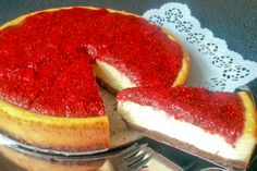 Recept: Cheesecake s jahodami – bez lepku - KAMzaKRÁSOU.sk